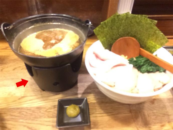 時茂つけ麺
